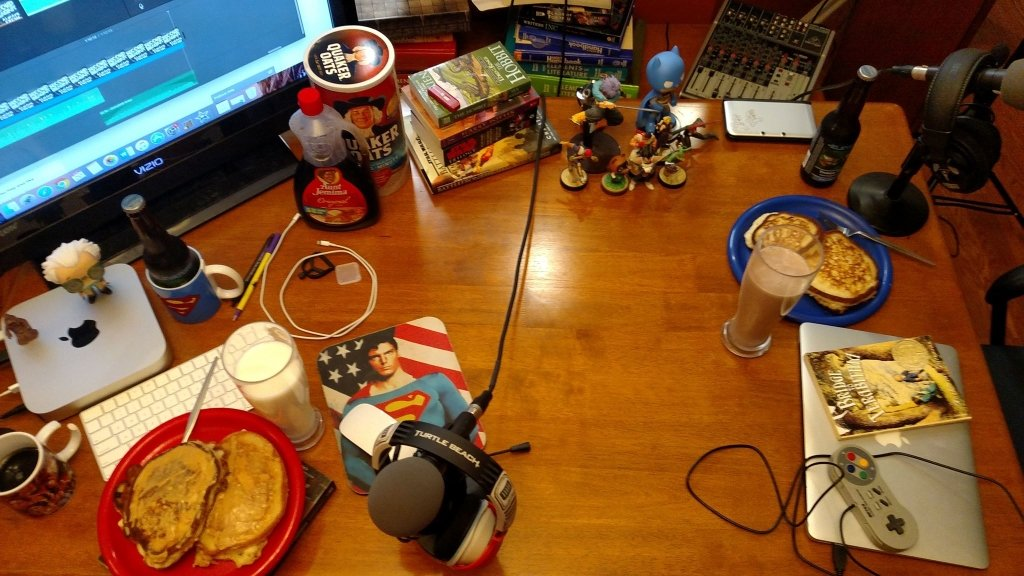 Second Breakfast: a Something Something Podcast