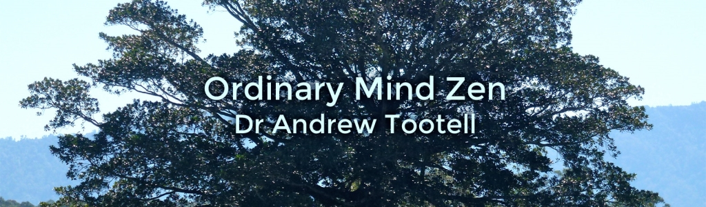 Andrew Tootell's Ordinary Mind Zen