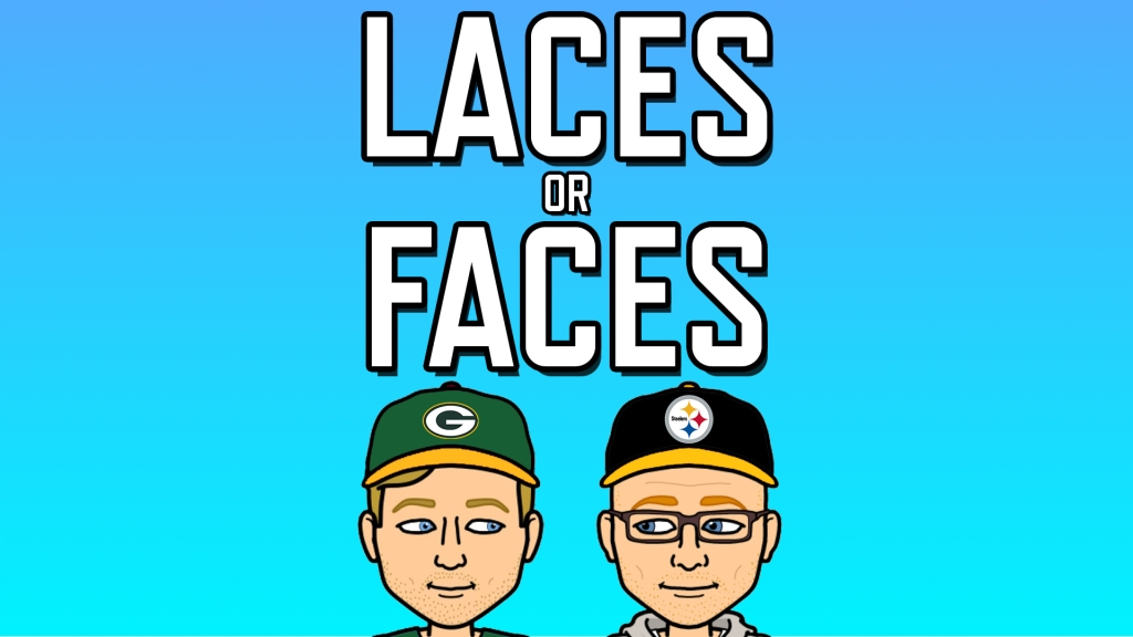 Laces or Faces NFL Football Podcast