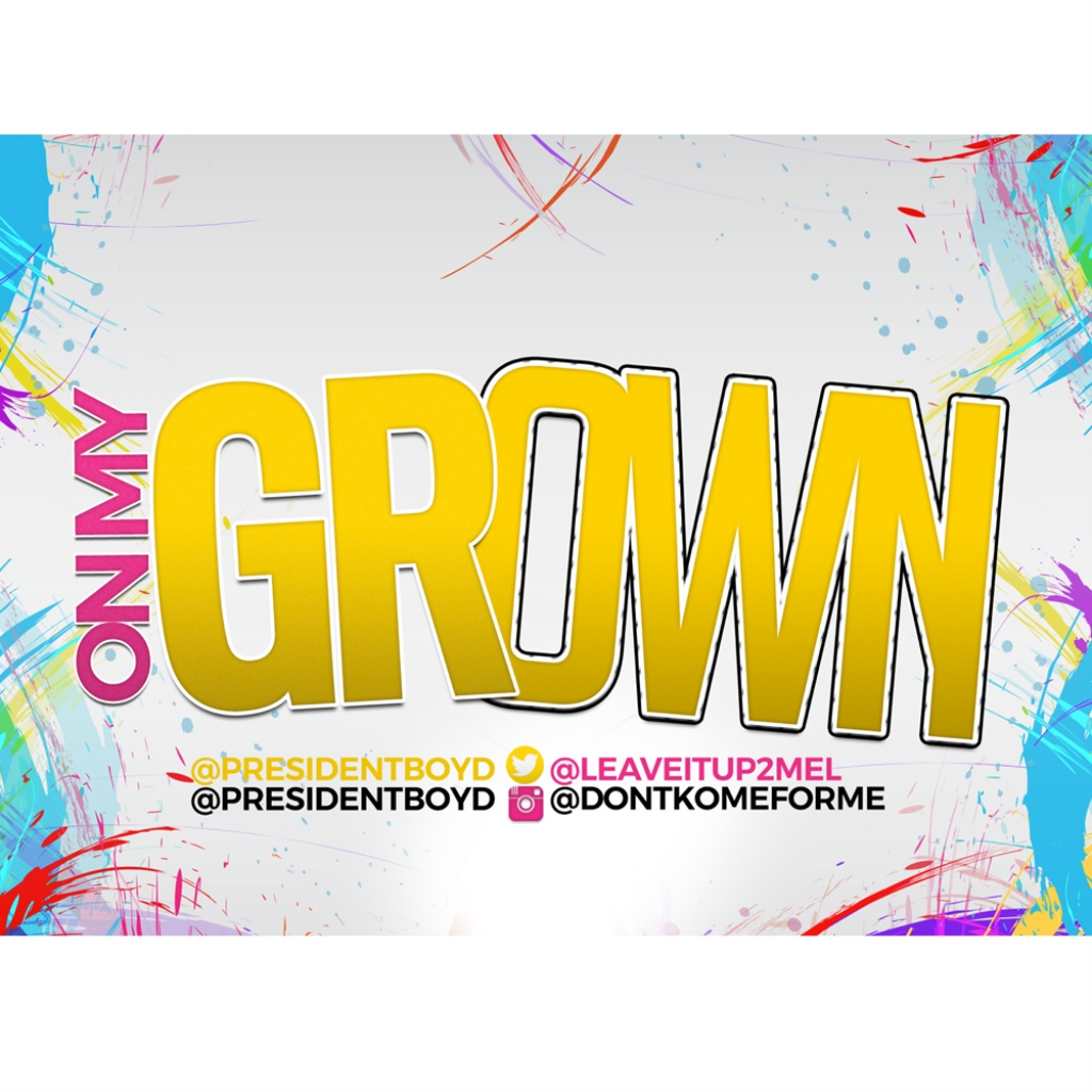 On My Grown: the Podcast