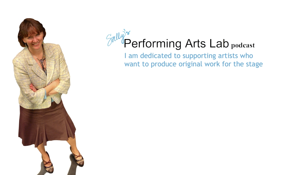 SallyPAL-Performing Arts Lab Podcast
