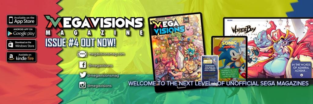 The Mega Visions Show