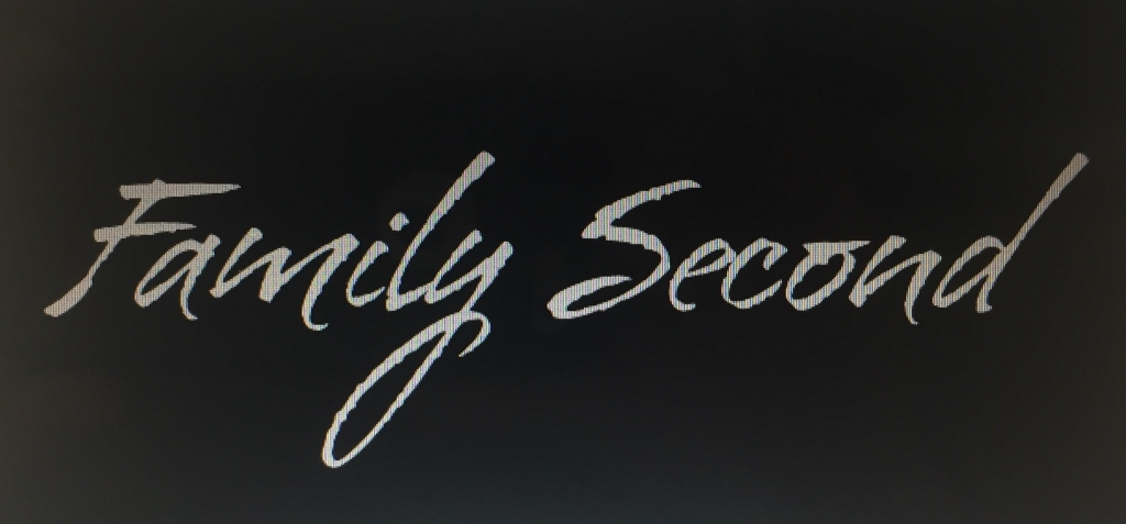The Family Second Program