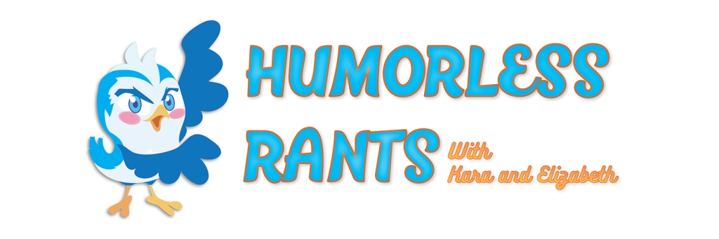 Humorless Rants