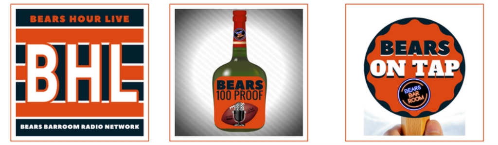 Bears 100 Proof