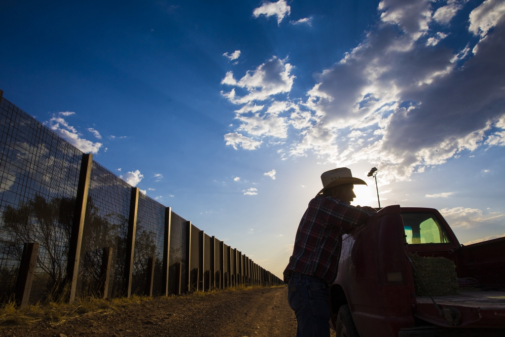 The Wall: Reporting on the Border