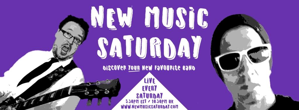 New Music Saturday - NMS60