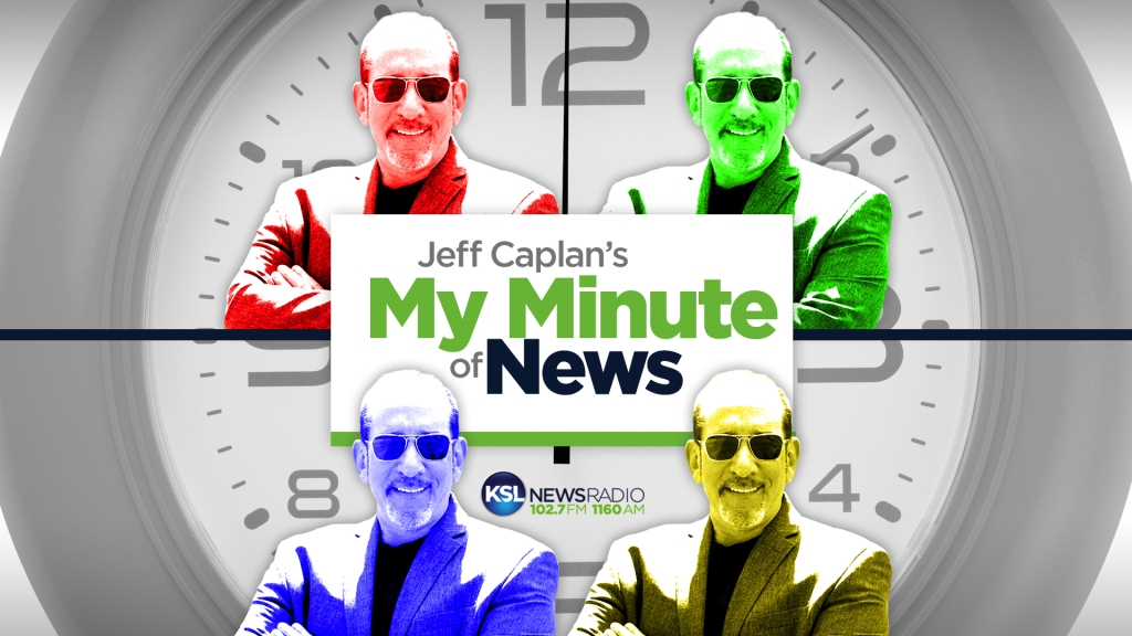 Jeff Caplan's My Minute of News