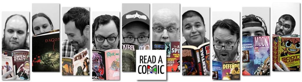Read A Comic Podcast