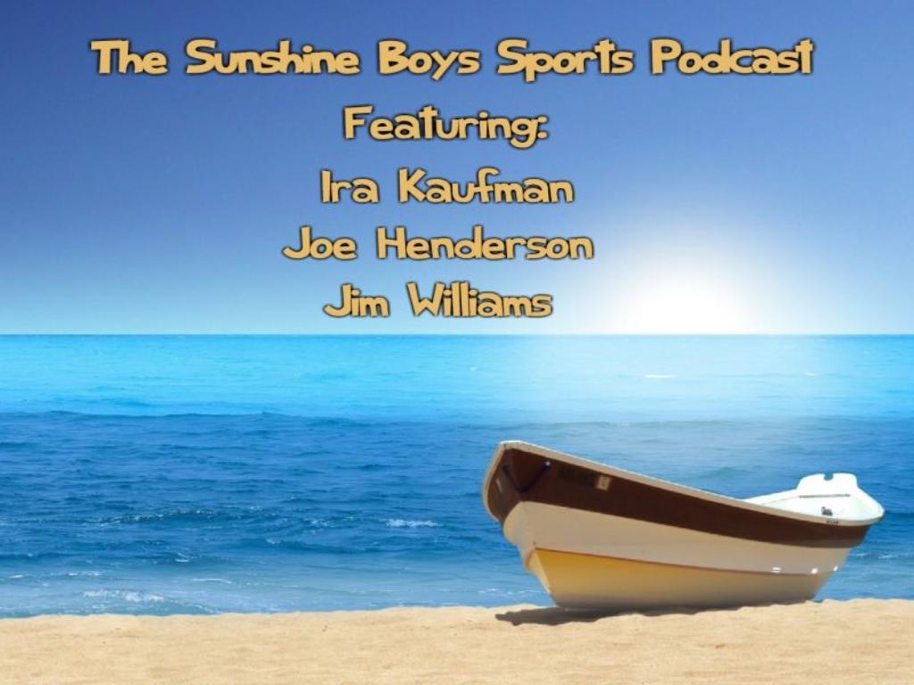 The Sunshine Boys Podcast