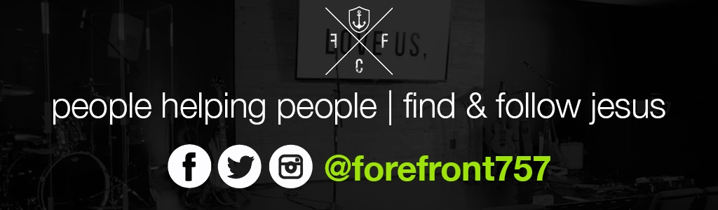 Forefront Church - Audio