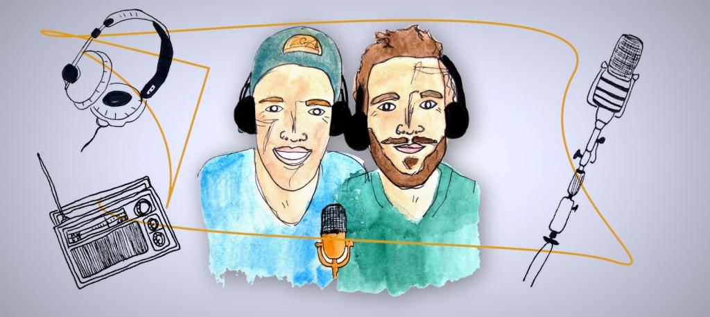 Quer & Kreuz - der Podcast für Medien und alles andere.