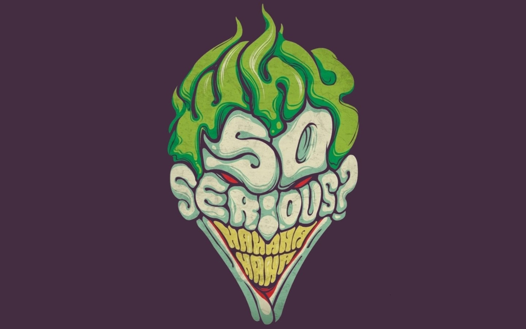 Why So Serious - A Comic Book Podcast