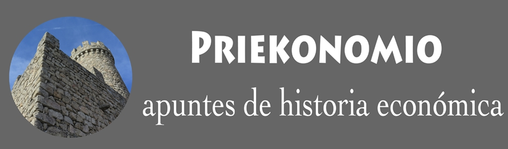 Priekonomio: canal de historia económica