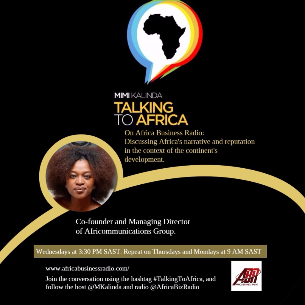 Talking To Africa