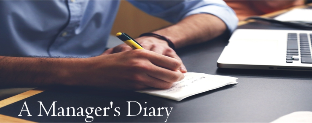 A Manager's Diary