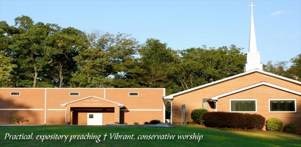 Concord Bible Church, Concord, NC
