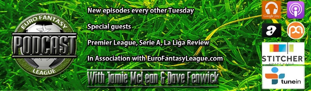 EuroFantasyLeague Podcast