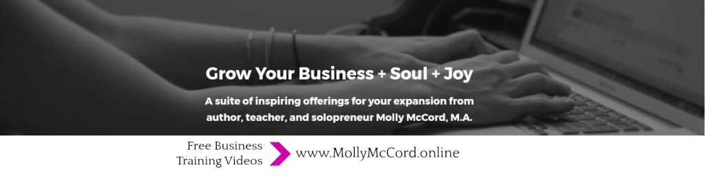 Business and Books with Molly McCord