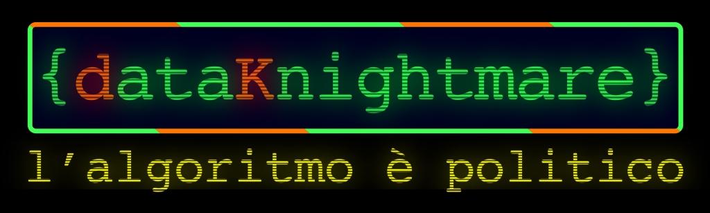 DataKnightmare - Il lato oscuro dei dati