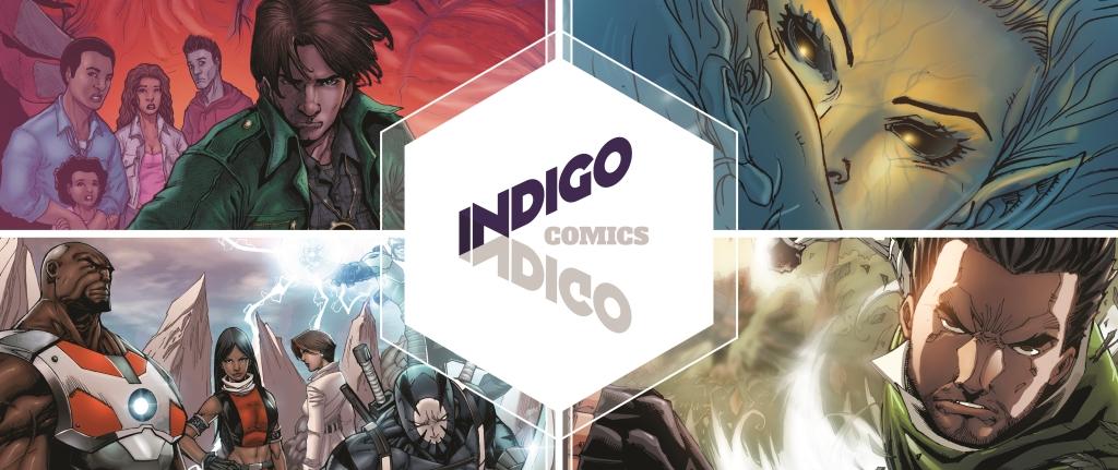Indigo Comics Podcast