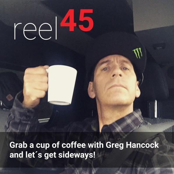 Greg Hancock The Grin Speedway Legend POSTER