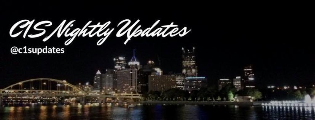 C1S Nightly Updates