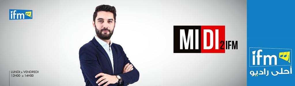 """Midi 2 IFM """" Le Grand Direct """""""