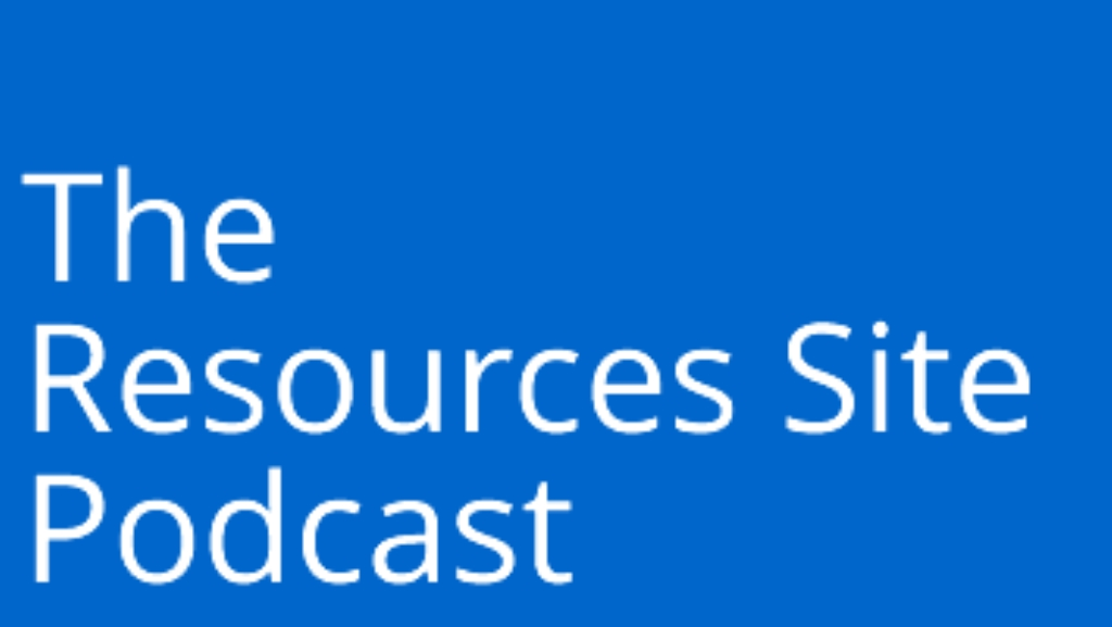 The Resources Site Podcast