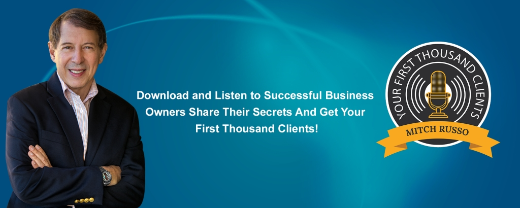 Your First Thousand Clients
