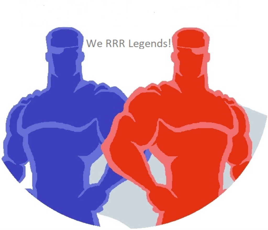 We RRR Legends! the Unofficial DC Legends Podcast!