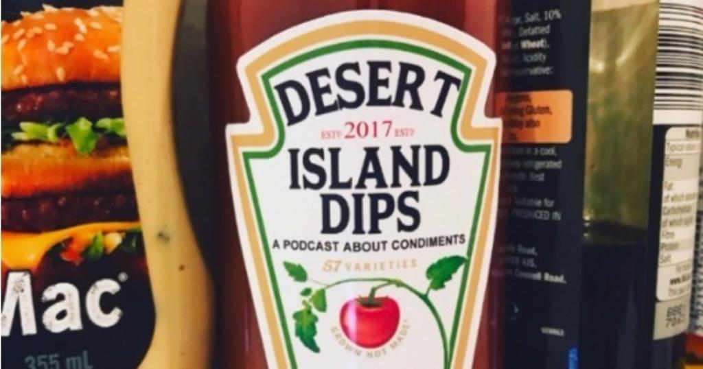 Desert Island Dips