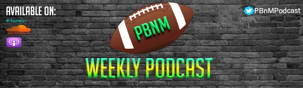 PBnM NFL Podcast