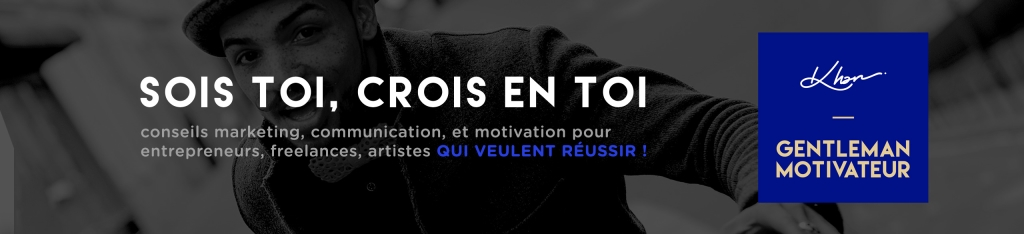 Gentleman Motivateur - Freelance Motivation