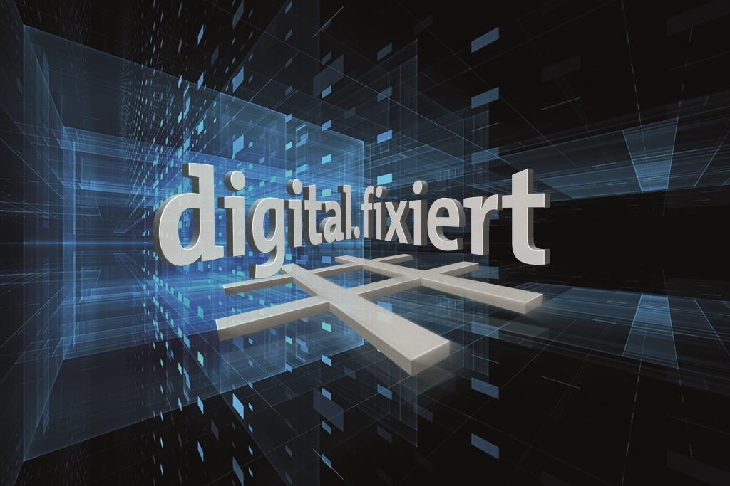 digital.fixiert