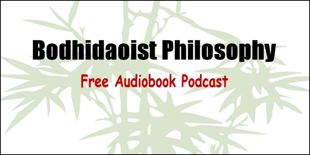 Bodhidaoist Philosophy