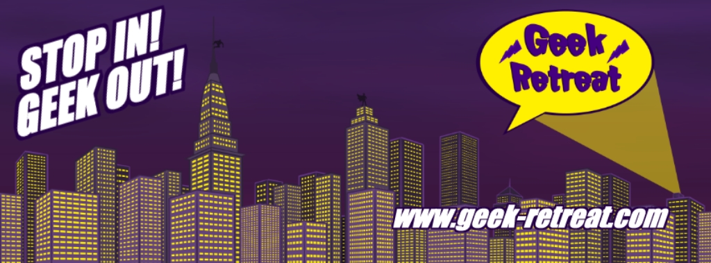 Geek Retreat Podcast