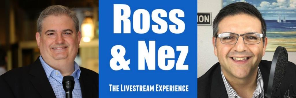 Ross & Nez: The LIvestream Experience