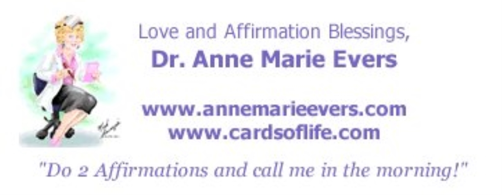 Dr.Anne Marie Evers Show