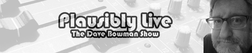 Plausibly Live - The Dave Bowman Show