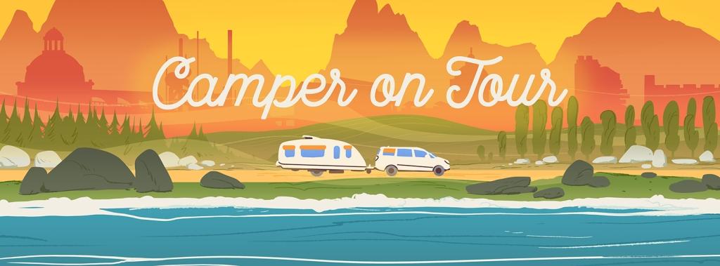 Camper on Tour
