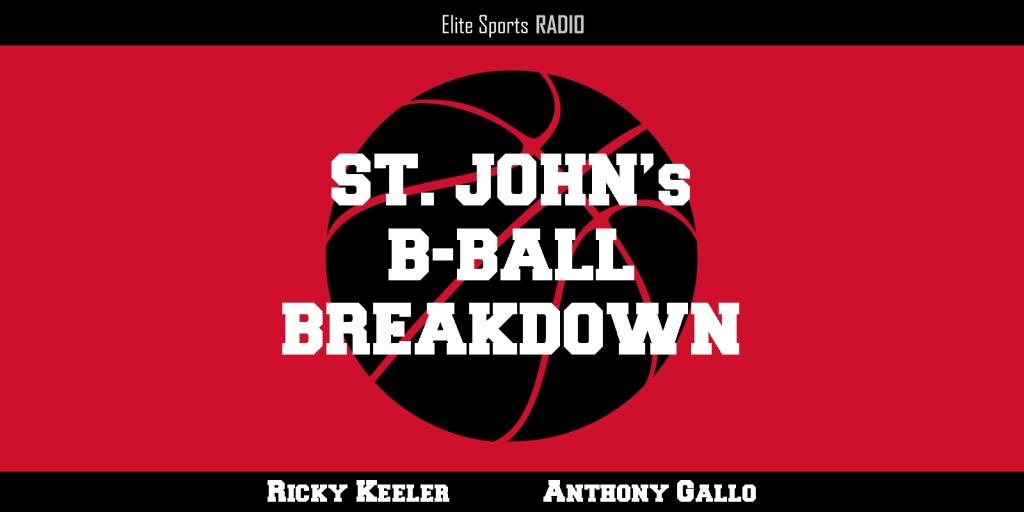 St. John's B-Ball Podcast