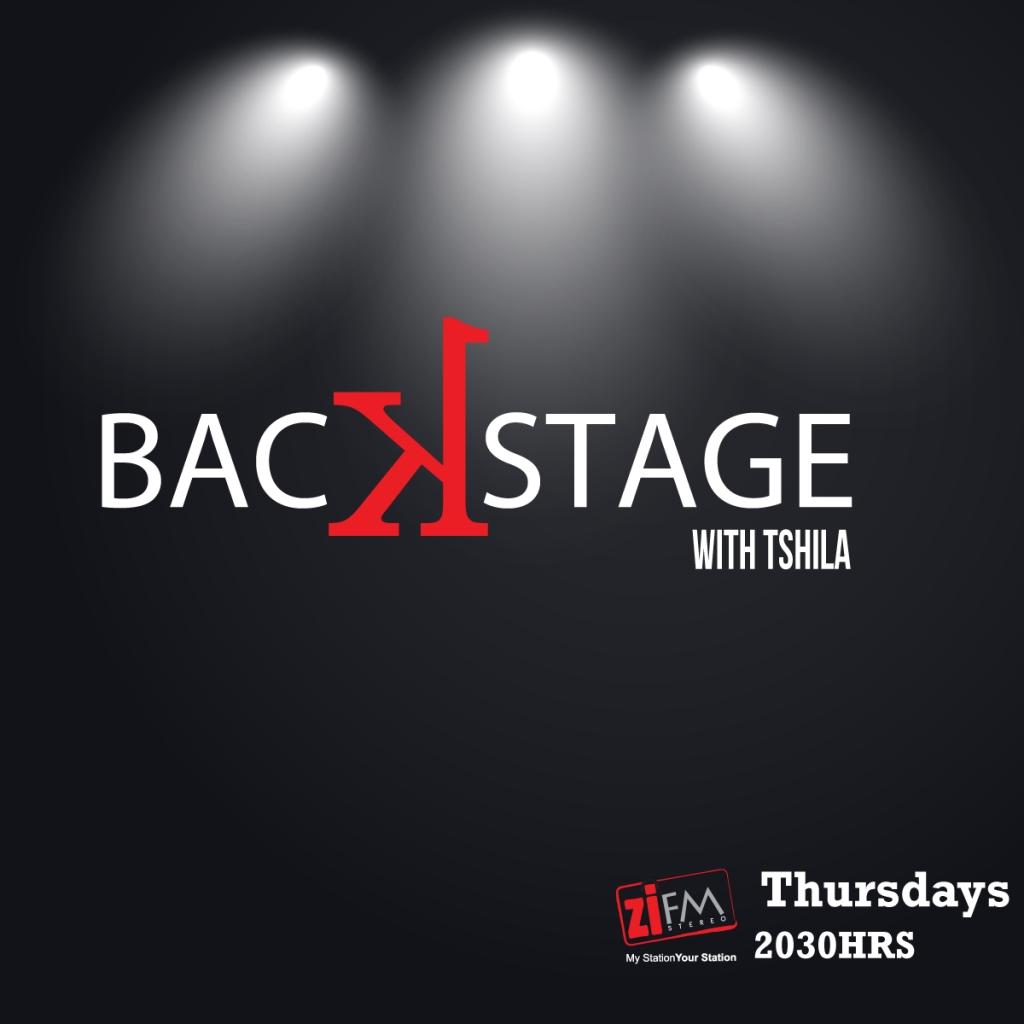 Backstage: Tshila