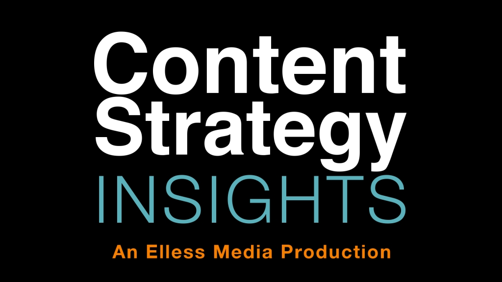 Content Strategy Interviews
