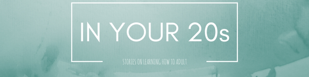 In Your 20s