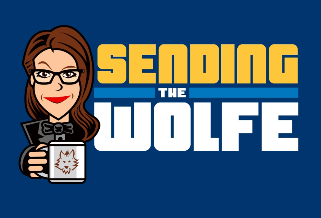 Sending The Wolfe