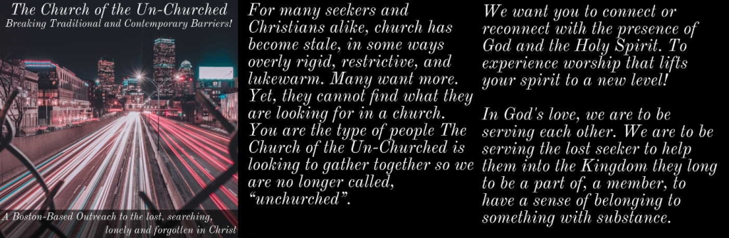 The Church of the Un-Churched