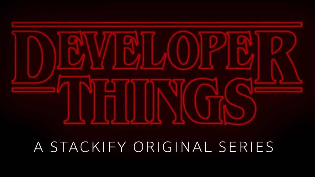 Developer Things