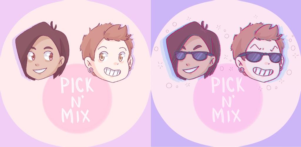 Pick N' Mix: A Multimedia Think-Tank