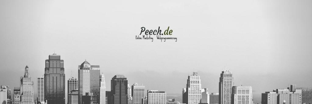 Peech's Podcast